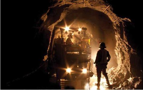Undrground Mining