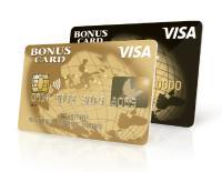 Die BonusCard.ch AG ist die Herausgeberin der Visa Bonus Card, der Visa LibertyCard und der SIMPLY Visa Card. BonusCard gehört zu den populärsten Bonus-Programmen der Schweiz, etwa jeder 50. Einwohner nutzt die vielseitigen Leistungen der Kreditkarte.