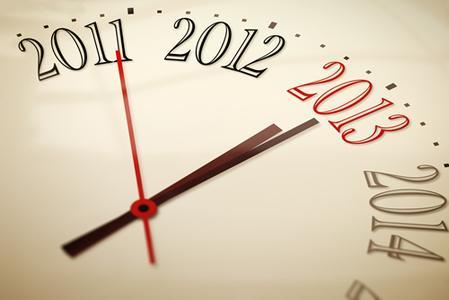new year 2013 © magann - Fotolia.com