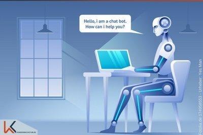 Was sind Bots und wie helfen sie im Online Marketing?