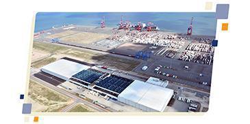 JadeWeserPort Wilhelmshaven - Die größte Investition der NBank