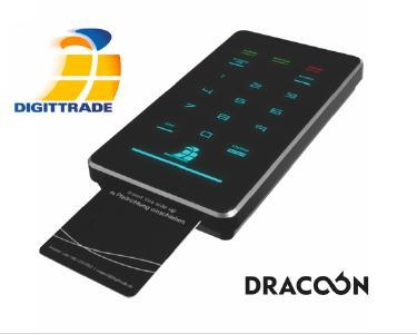 DRACOON ermöglicht mit DIGITTRADE einen datenschutzkonformen Data-Bring-In Service