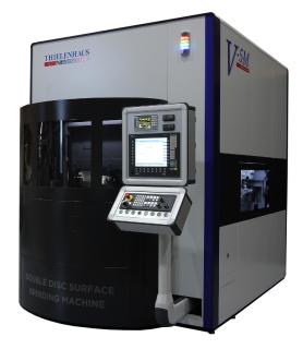 Double-disc surface grinding re-defined