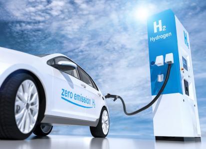 Bildnachweis: H2-Verbrennungsmotor für emissionsfreien umweltfreundlichen Transport © audioundwerbung - stock.adobe.com