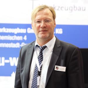 Markus Hesse, Geschäftsführer Heru Werkzeugbau, Lennestadt