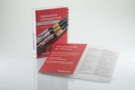 Infoflyer für Aktualisierungen der Normen