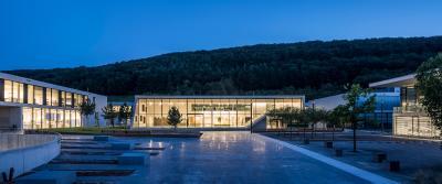 Viel Raum für offenen Wissensaustausch und spannende Diskussionen: Der Bürkert Campus Criesbach
