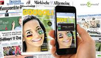"appear2media bringt Augmented Reality In Madsacks WM-Magazin ""Gooool!"" - In 20 Zeitungen und 1,3 Millionen Auflage"