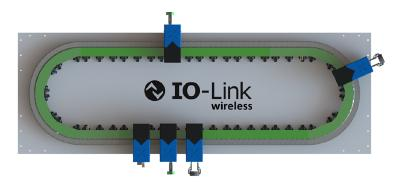 PROTION Utilizes CoreTigo's High-Performance Wireless Communication for Smart Industrial  Transport Track Solutions