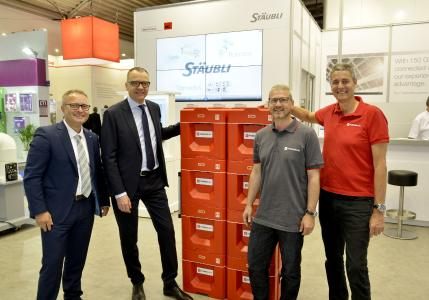 Stäubli and Power-Blox offer a scalable and intelligent energy storage solution