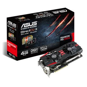 ASUS Radeon R9 290X DC2, 4096 MB DDR5, DP, HDMI, DVI