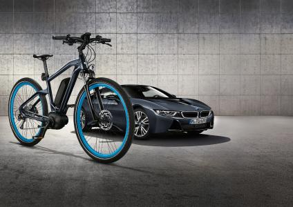 The BMW Cruise e-Bike Limited Edition