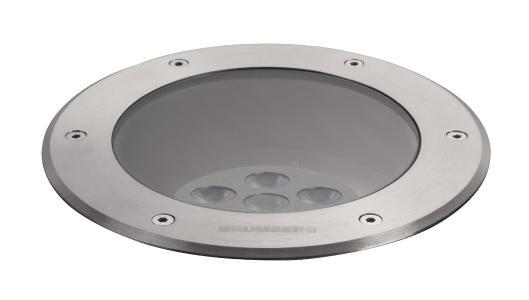 vitaLED® 2.0 ground-recessed spot