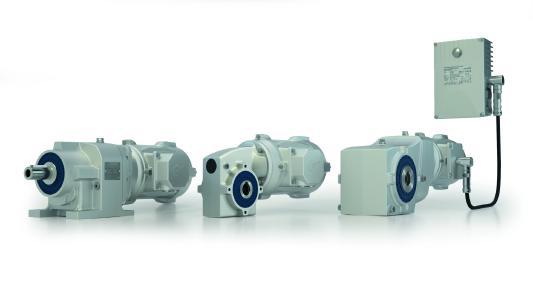 Die innovative Oberflächenveredelung nsd tupH von NORD DRIVESYSTEMS macht Aluminiumantriebe ähnlich korrosionsfest wie Edelstahlvarianten