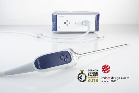 EinsteinVision 3D Camera with CCU / Bildnachweis: B. Braun Melsungen AG