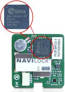 GLONASS Empfänger Modul mit u-blox 6 Chipsatz