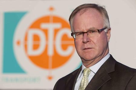 Manfred Heuer, Geschäftsführer der DTC GmbH & Co. KG.