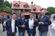"Participants of the Ersa International Sales Meeting also visited the Kurtz Ersa Historic Center and where impressed by the manor house, by a demonstrations from a blacksmith in the historic ""iron hammer"" and by the more than 235 year long history, which was presented to them in the Hammer Museum."