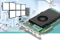 Medical Imaging - video capture card - 4x HD or 2x UHD - H.264 encoding