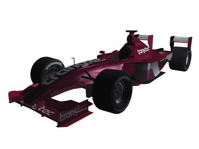 Transtec Formel1 Auto