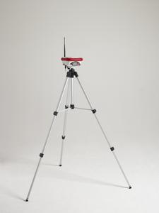 Leica GeoAce RTK base station on tripod
