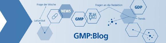 Der Banner zum GMP:Blog
