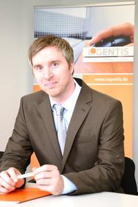 Marc Logemann, Geschäftsführer der LOGENTIS GmbH