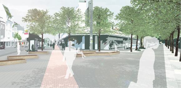 Architektur Gröpelingen 2 Preis Julius Wienholt