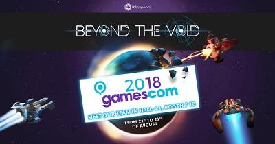 Neues Blockchain-Spiel: Beyond the Void erobert die Gamescom