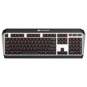 Neuheit bei Caseking: Das mechanische Kraftpaket - die Cougar Attack X3 Gaming-Tastatur mit Cherry-MX-Switches