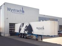 The newly designed Wystrach container
