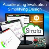 ON Semiconductor announces Strata Developer Studio™, industry's most comprehensive research, evaluation and design tool