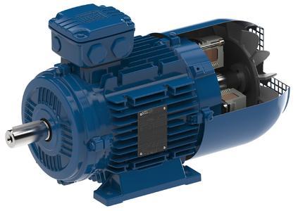 Modularer Systemmotor