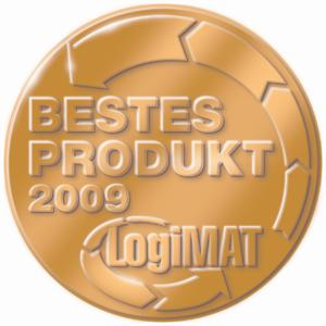 BESTES PRODUKT 2009 LogiMAT