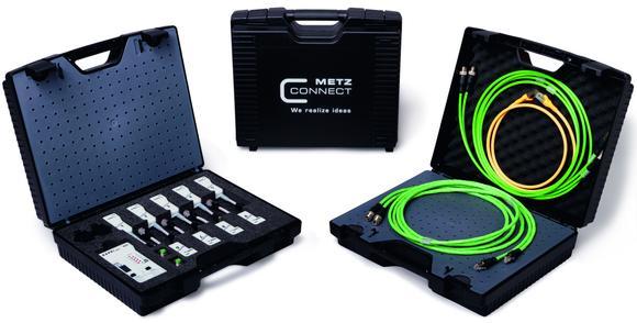 Kabel- und Installationstester KAPRi plus jetzt auch für M12-Verkabelung geeignet