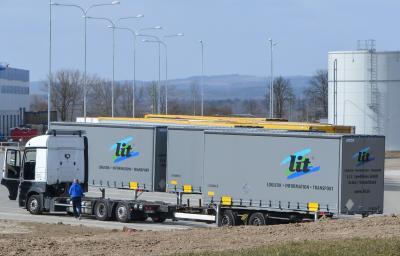 Seit November bestückt die L.I.T. das Distributionszentrum eines großen Konsumgüterunternehmens. (Foto: L.I.T.)