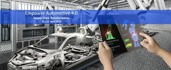 Empower Automotive 4.0 – Supply Chain Transformationр Bild: Phonlamaiphoto / bigstockphotos