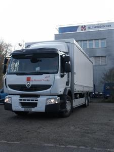 Renault Trucks gwinnt Ausschreibungder Carlsberg-Gruppe über 140 Fahrzeuge