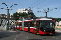 Als erster Projektpartner des ACTUATE Konsortiums hat die Salzburg AG alle ihrer 273 Trolleybusfahrer erfolgreich in der wirtschaftlichen Fahrweise geschult @ trolleymotion.com
