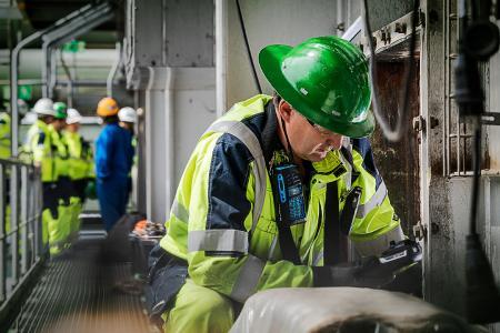 Tempo-Team Personaldienstleistungen: Arbeiten als Sicherungsposten in der Industrie
