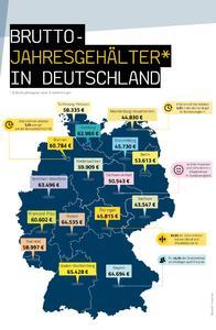 Der große B2B-Gehaltsreport 2015 beleuchtet umfassend die Gehaltsstruktur vieler deutscher Wirtschaftszweige (Bild: Vogel Business Media, Freepik.com)