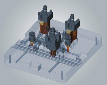 hyperCAD®-S Electrode: neues Modul für die schnelle Erstellung von Elektroden / Image source: OPEN MIND