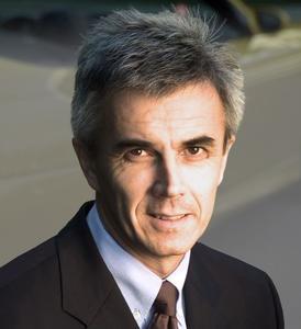 Peter Schwarzenbauer Vorstand Marketing und Vertriebder AUDI AG