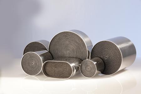 Metallsubstrate für die Dieselpartikelfilter des Filterspezialisten Oberland Mangold GmbH