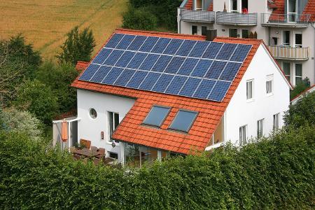 Photovoltaik und Stromspeicher Mannheim