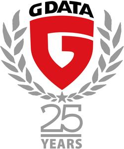 G Data Software AG: 25-Jahres Logo