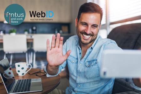 Kooperation WebID und fintus