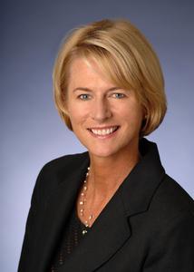 Julie Parrish, Senior Vice President Global Partner Sales, NetApp