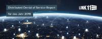 Der Link11 DDoS-Report 2019 zeigt, welche Gefahr aktuell von Überlastungs-Attacken ausgehen.