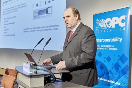OPC SPS Germany 2017 Press Conference